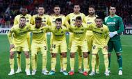 Spartak Moscovo-Villarreal