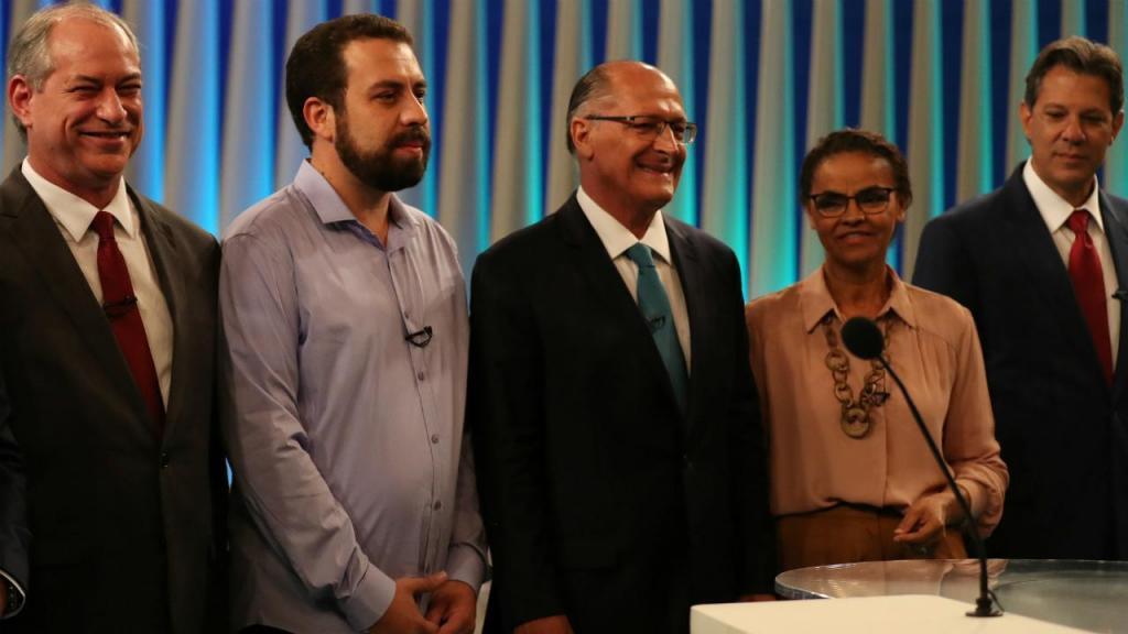Candidatos presidenciais do Brasil