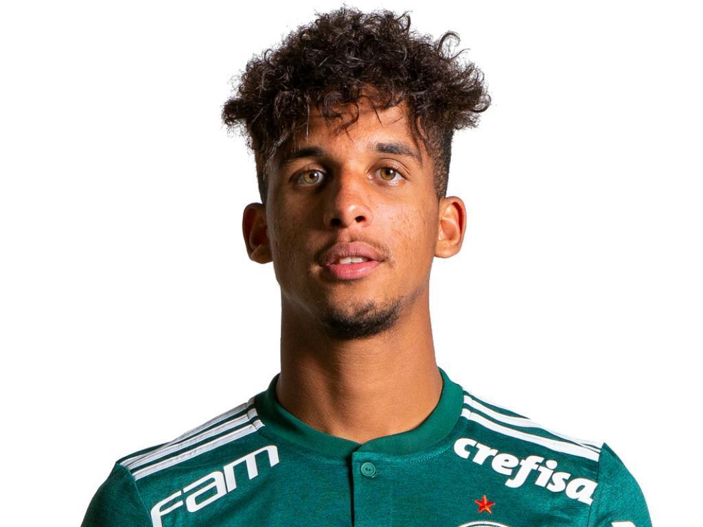 Vitinho (foto Palmeiras)