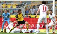 Borussia Dortmund-Augsburgo (EPA/FRIEDEMANN VOGEL )