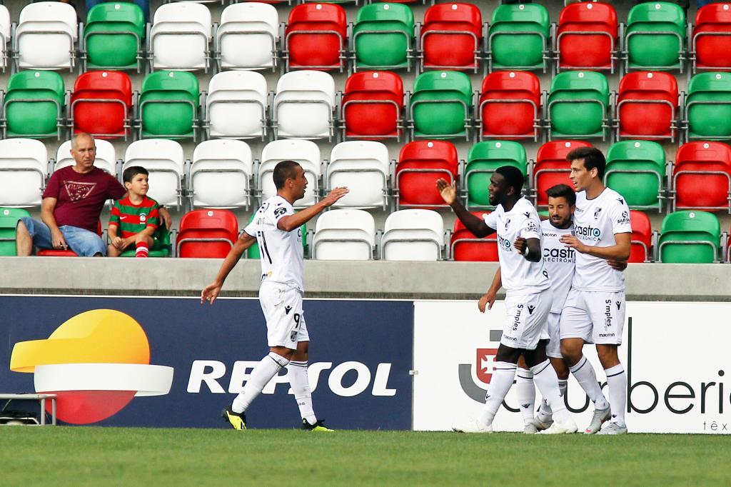 Marítimo-Vitória Guimarães