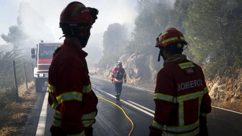 Incêndio em Sintra/Cascais