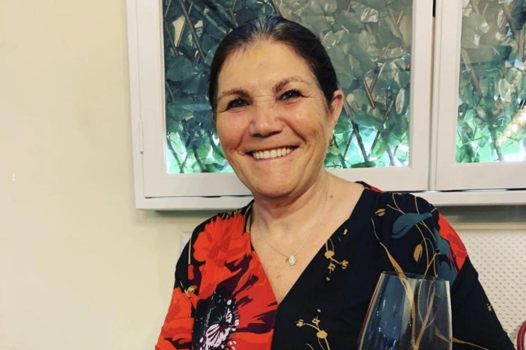 Dolores Aveiro na Selfie