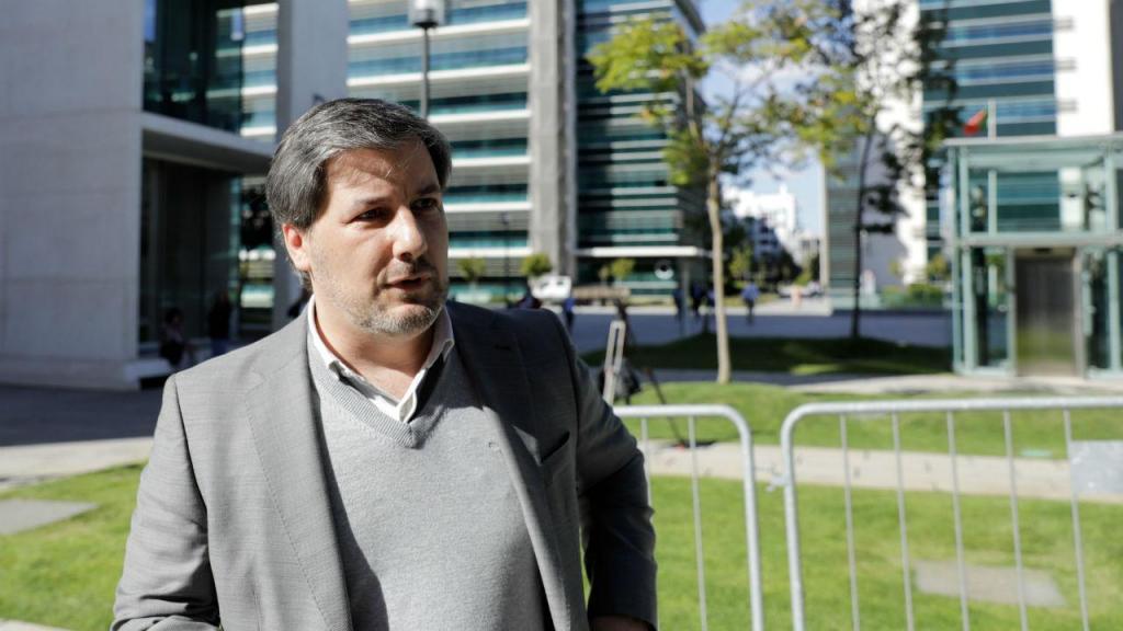 Bruno de Carvalho no DIAP