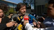 Bruno de Carvalho quer falar, mas a TVI sabe que, para já, o MP não o quer ouvir