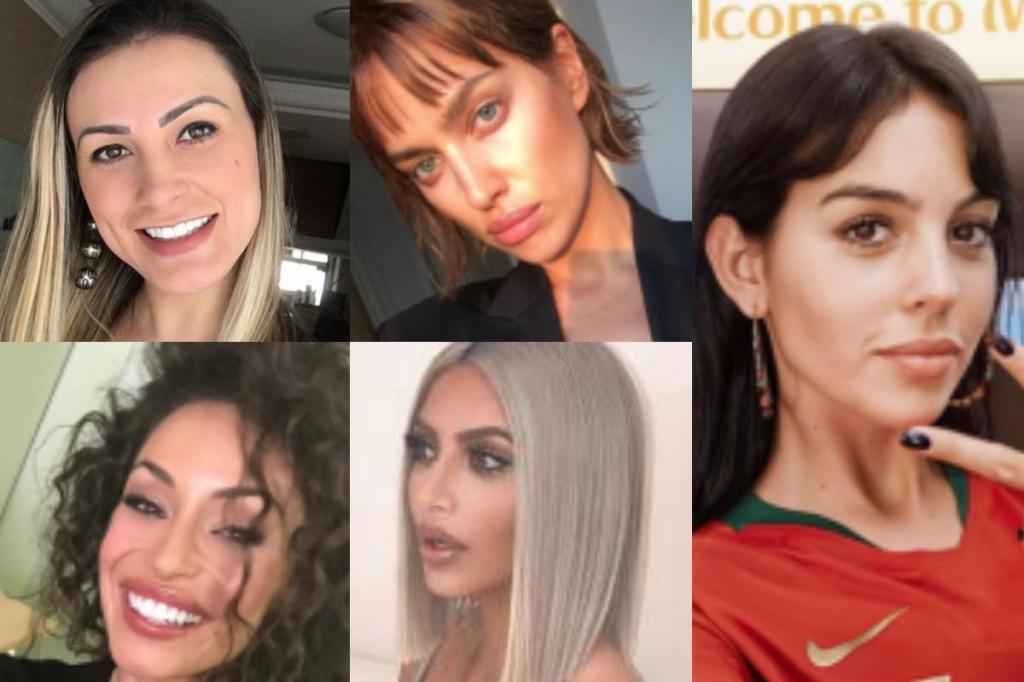 As mulheres que já passaram (e as que dizem ter passado) pela vida de CR7