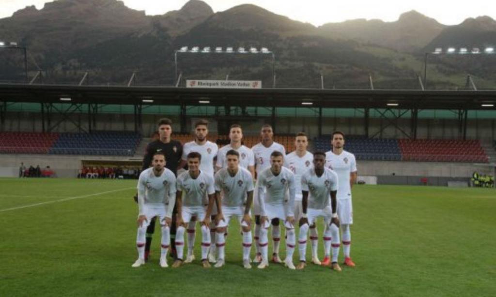 Portugal-Liechtenstein - foto FPF