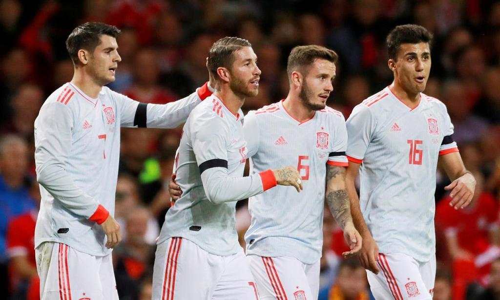 País de Gales-Espanha