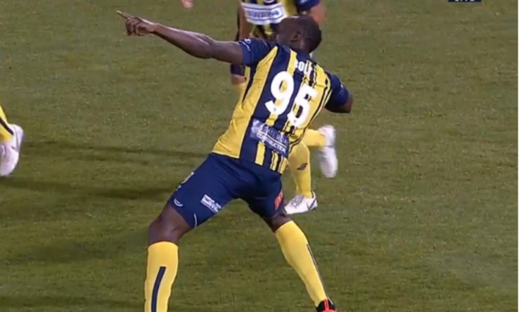 Usain Bolt (youtube)