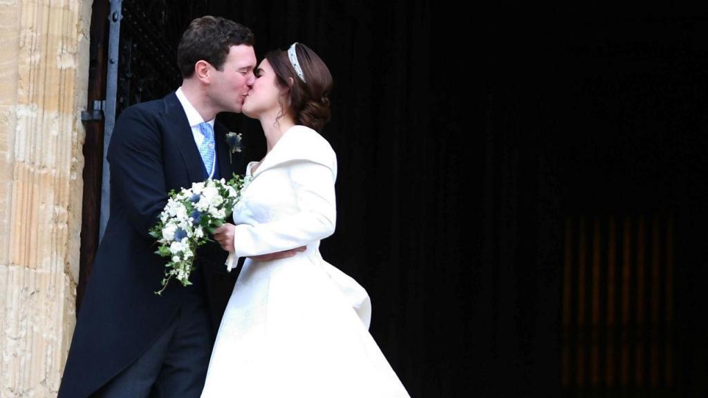 A princesa casou