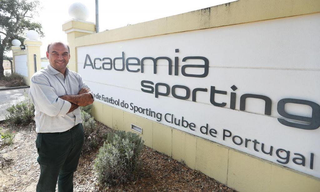 Paulo Gomes deixou o Polo Universitário e foi promovido a diretor geral da Academia