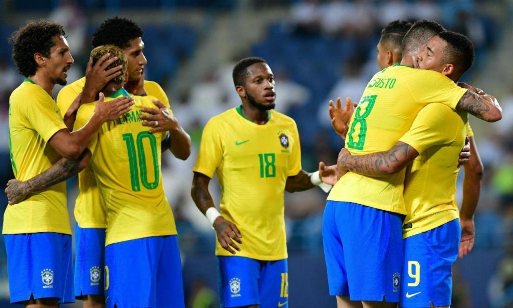 Arábia Saudita-Brasil (Reuters)
