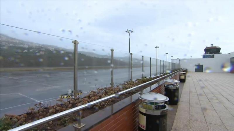 Furacão Leslie cancelou todos os voos na Madeira