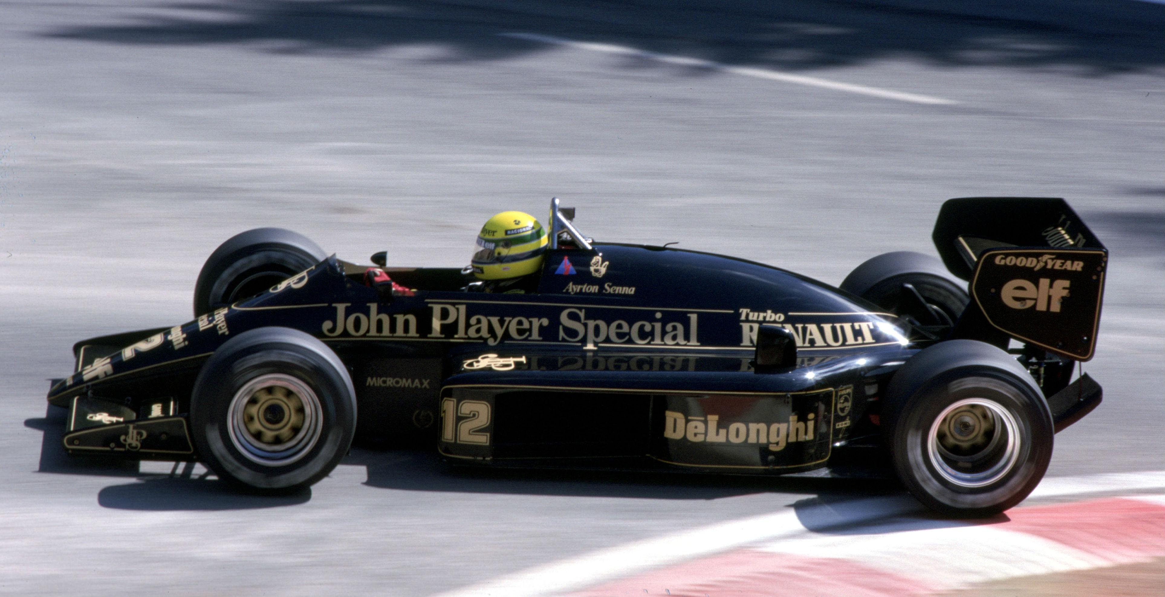 Ayrton Senna (Reuters - Action Images)