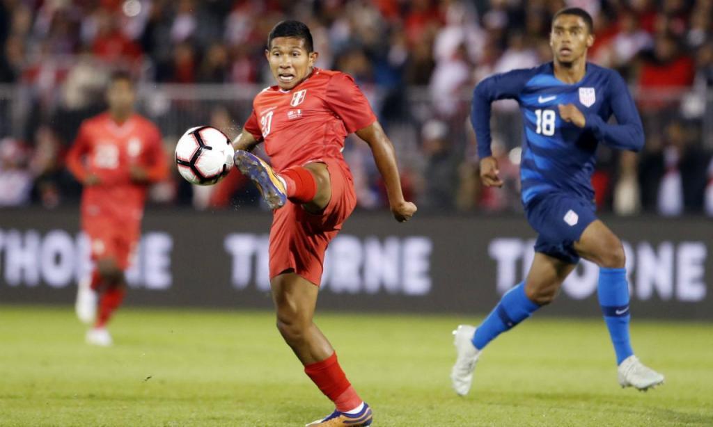 EUA-Peru (David Butler II-USA TODAY Sports)