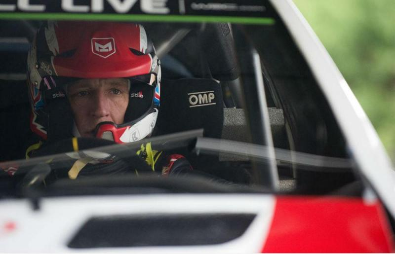 Kris Meeke (Toyota)