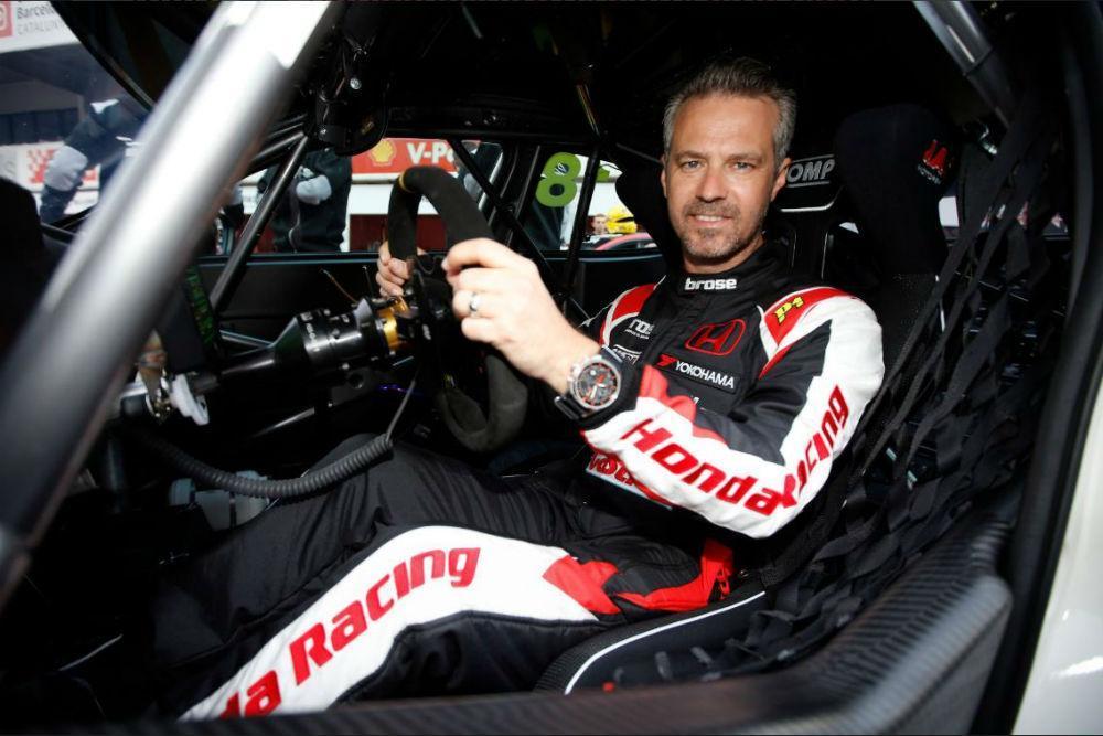Tiago Monteiro (Honda)