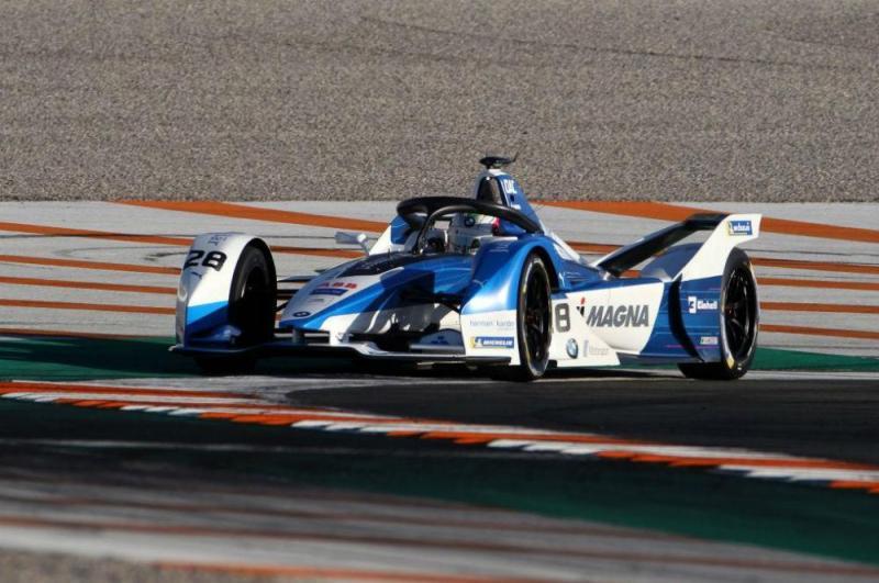 António Félix da Costa (BMW Motorsport)