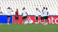 Sertanense-Benfica: Jonas deve ser titular pela primeira vez, mas há mais novidades