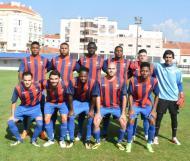 União Sport Clube está a fazer figura na Taça, 14 anos após a última presença na prova