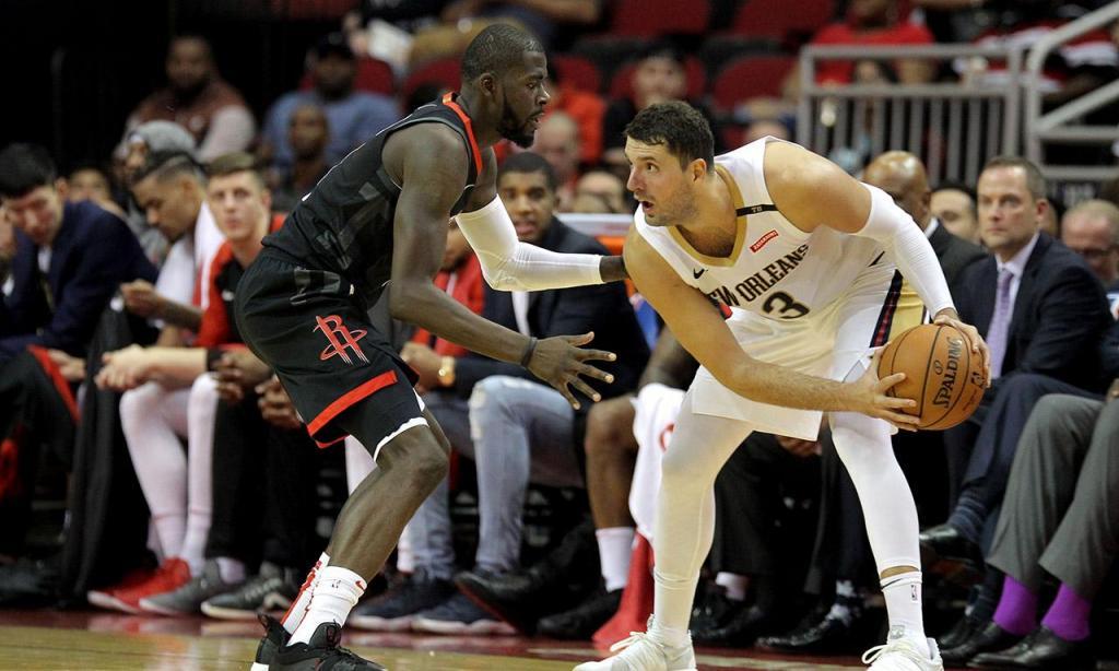 NBA: Rockets entram a perder em casa