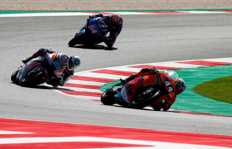 Moto2 (Reuters)
