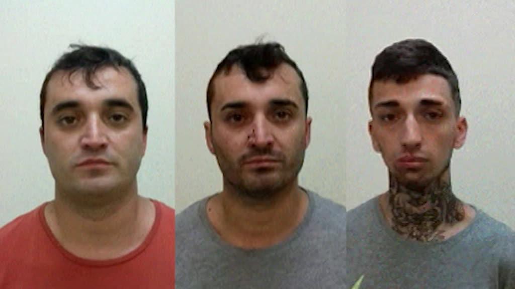 Fugitivos eram considerados perigosos estiveram a monte mais de 24 horas