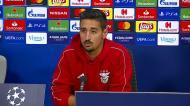 André Almeida: «Não vejo que o Ajax seja um rival direto»