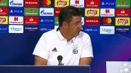Vitória vê semelhanças no trabalho de formação de Benfica e Ajax