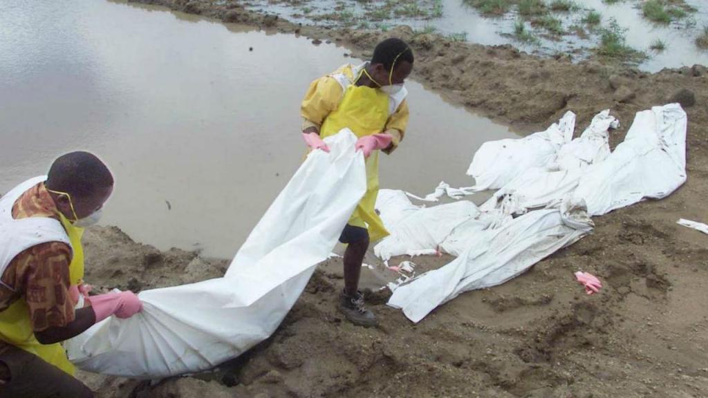 Corpos encontrados em Moçambique
