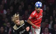 Ajax-Benfica