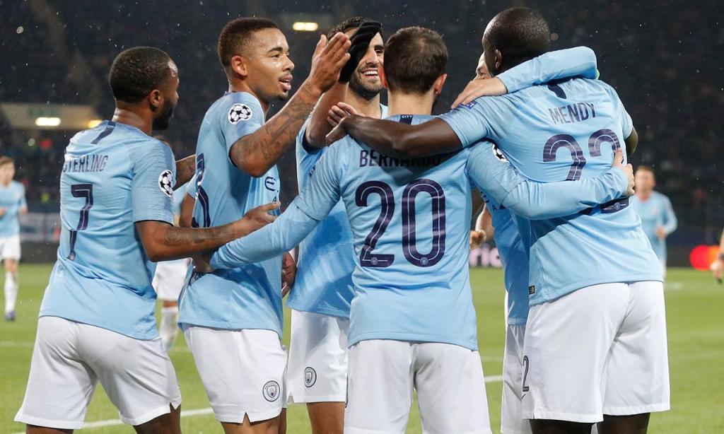 Shakhtar-Manchester City
