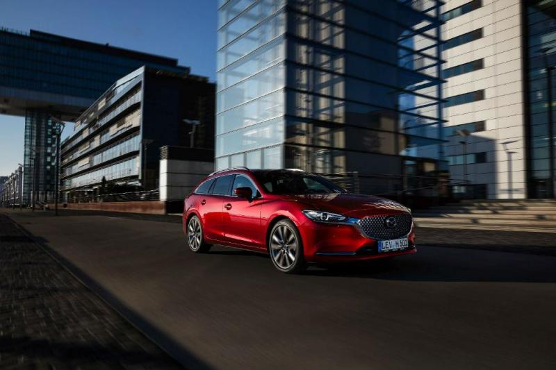 Novo Mazda6