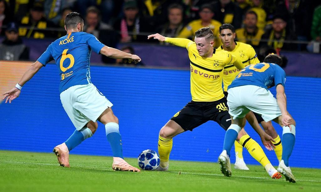 Dortmund-Atlético Madrid