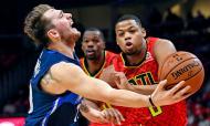Atlanta Hawks-Dallas Mavericks