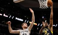 San Antonio Spurs-Indiana Pacers