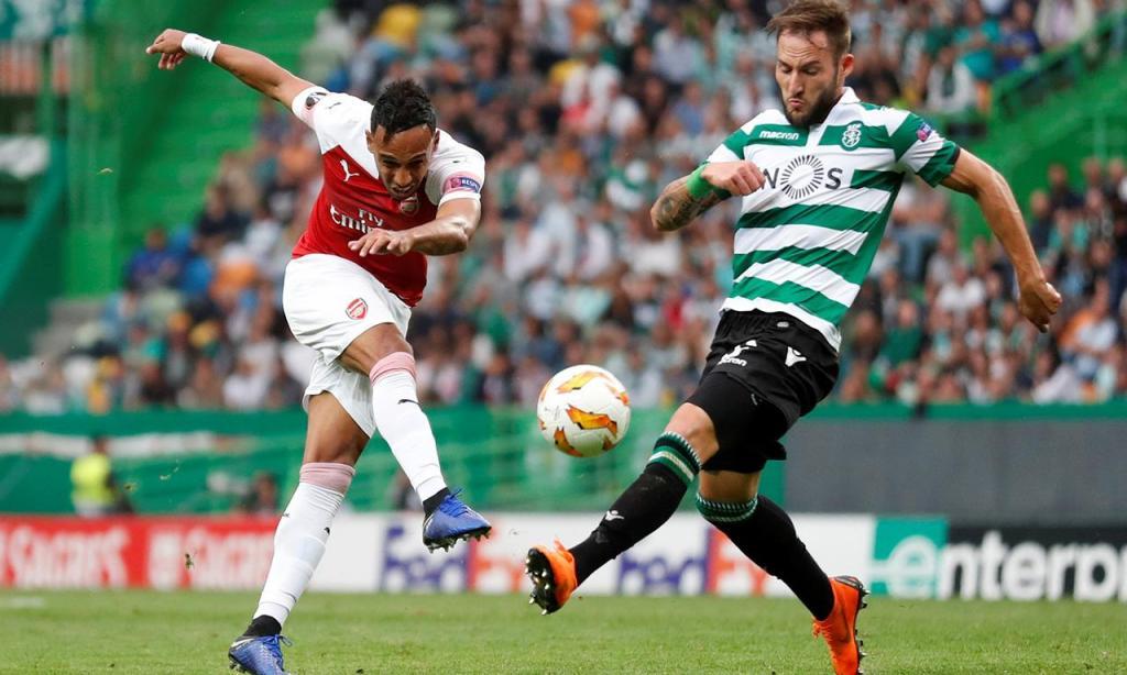 Sporting-Arsenal