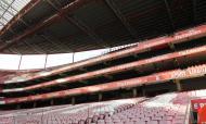 Bancada central do Estádio da Luz