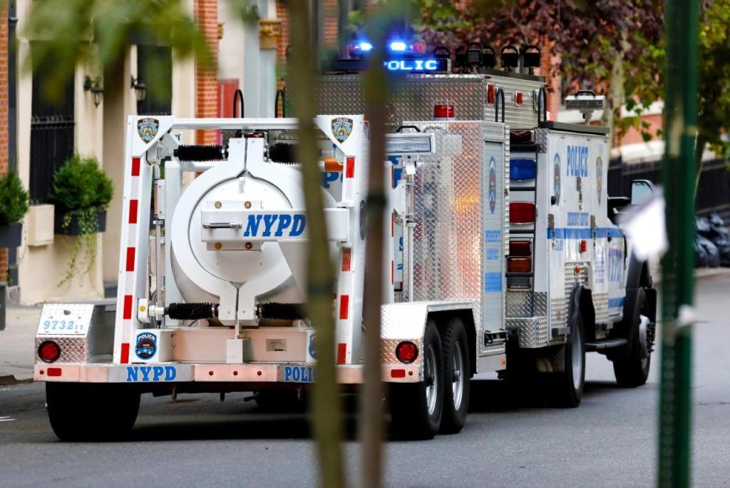 Polícia norte-americana interceta mais dois pacotes suspeitos