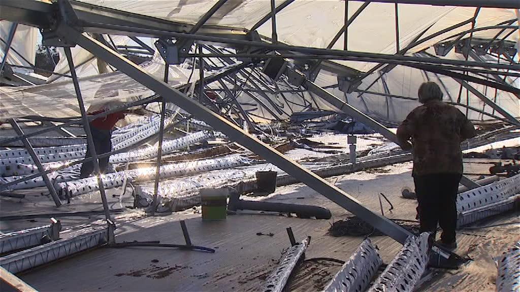 Furacão Leslie causou prejuízos de 58 milhões em 27 concelhos do país