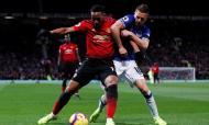 Manchester United-Everton