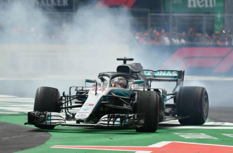 Lewis Hamilton (Lusa)