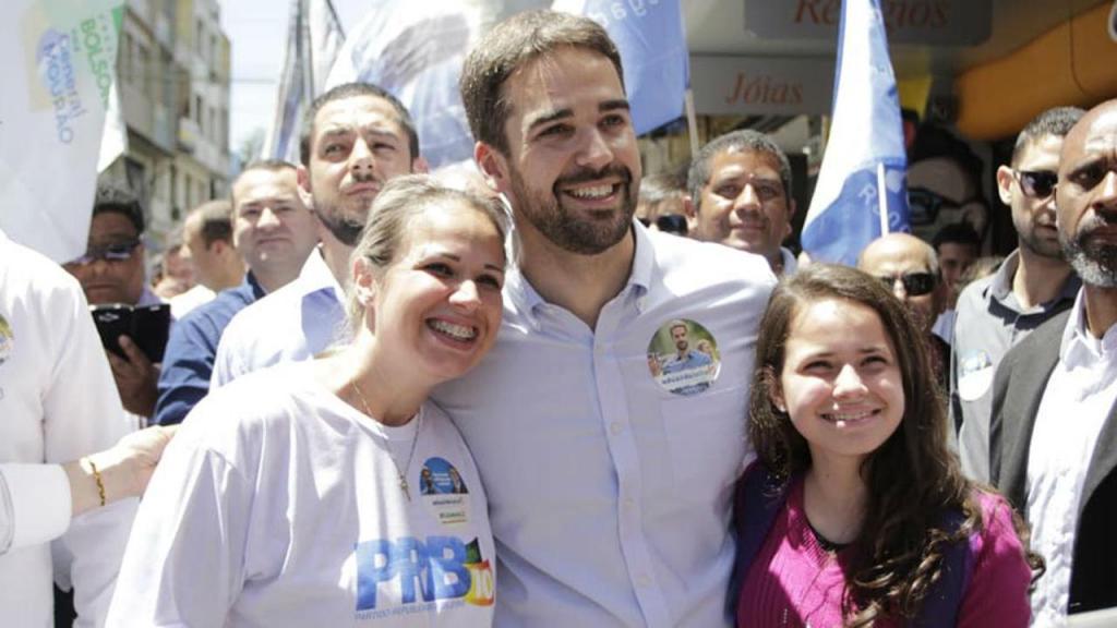 Eduardo Leite é o governador mais jovem do Rio Grande do Sul
