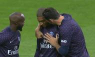 Buffon dá sermão a Mbappé