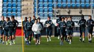 Real Madrid já treina após desaire em Barcelona