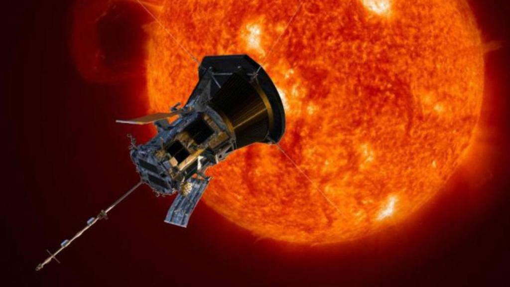 Sonda Parker Solar Probe
