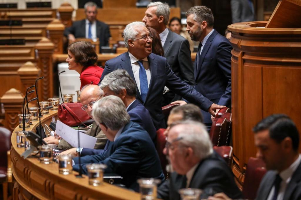 Debate do Orçamento do Estado para 2019
