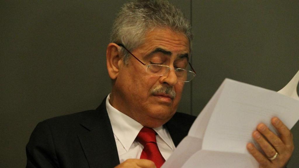 Luís Filipe Vieira na TVI