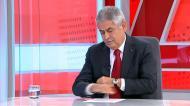 Luís Filipe Vieira explica telefonema em que baixa cláusula a Rui Vitória para permitir saída