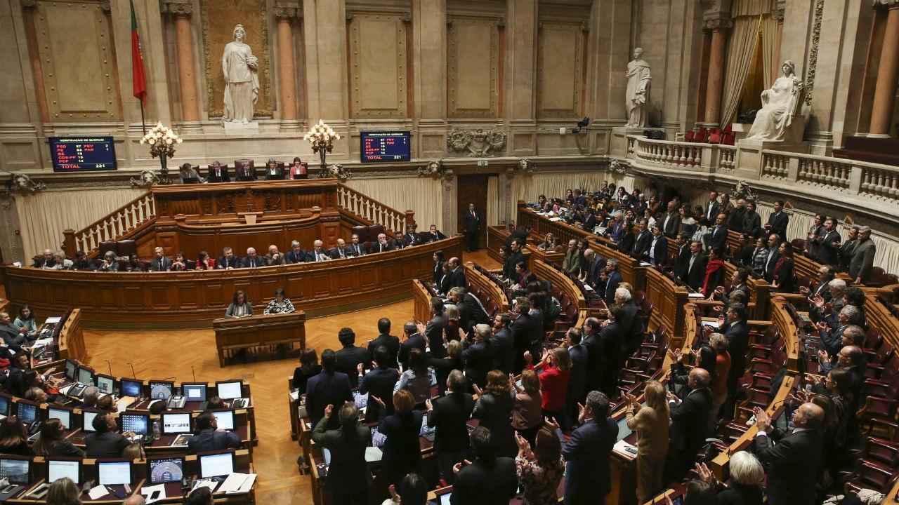 Esquerda parlamentar